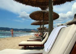 das Meer am Nassau Beach Club Mallorca
